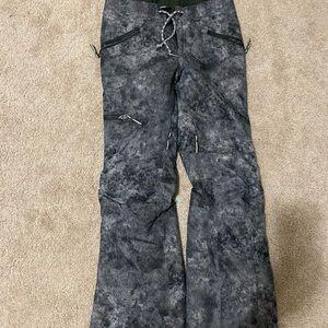 North Face Ski Pants (Size, Small)